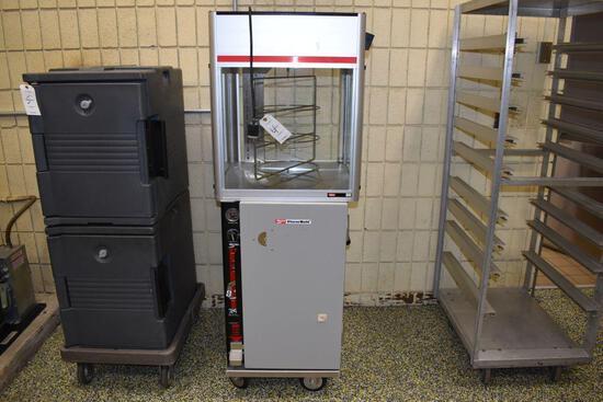 "Flavor-R-Savor Holding Cabinet, Warming Server, 23"" wide, 22"" deep x 20"" high- heating box,"