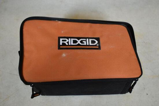 "Ridgid Model R2600 5"" Sander With Case"
