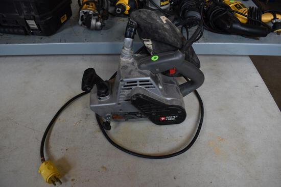 Porter Cable Model 360 Belt Sander