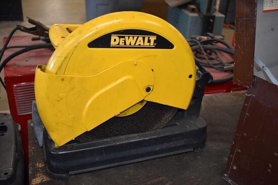 """DeWalt D 28700 14"""" Chop Saw 15amp"""