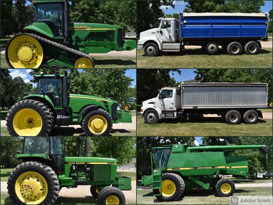 CLEAN FARM RETIREMENT AUCTION - SCHULL