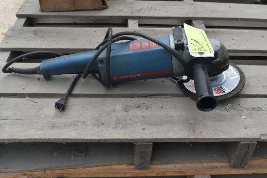 """Bosch Model 0601 Grinder 9"""""""