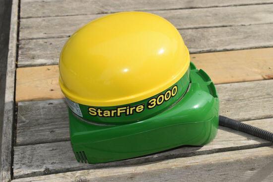 John Deere StarFire 3000 Globe, SN: PCGT3TA699020