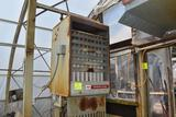 Modine model PA200A hanging heater, natural gas, 160,000 max btu output located in GH2