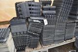 Large assortment of plastic plant trays, located in GH 24