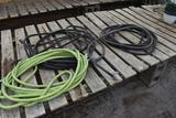 (3) garden hoses, located in GH 52