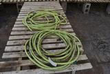 2 garden hoses , located in GH 84