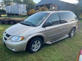 2001 Dodge Caravan Sport mini van, 124,959 miles, auto, cloth, AM/FM CD radio, PW, PL