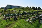 John Deere 85 row crop cultivator 12 row 30