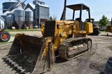 John Deere D755 crawler/loader, 15