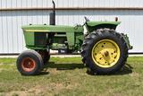 John Deere 4020 tractor P/S, diesel, side console, 3pt. With quick hitch, 540/1000 PTO,