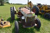Ford 8N tractor, 3 speed, fenders, 12.4 x 28 tires, 540 PTO