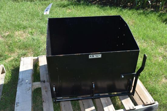 "K/M Manufacaturing Roxk Box, 28""x22"""