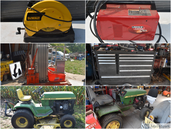 ONLINE ONLY TOOLS, LAWN & GARDEN, PRIMITIVES