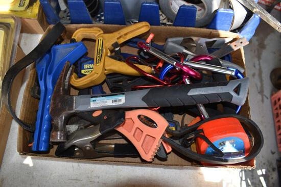 Assortment Of Quick Grips, & Clamps