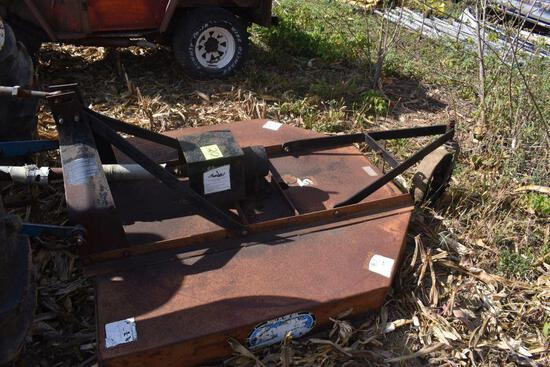 Howse 5ft Rotary Mower, 3pt 540PTO