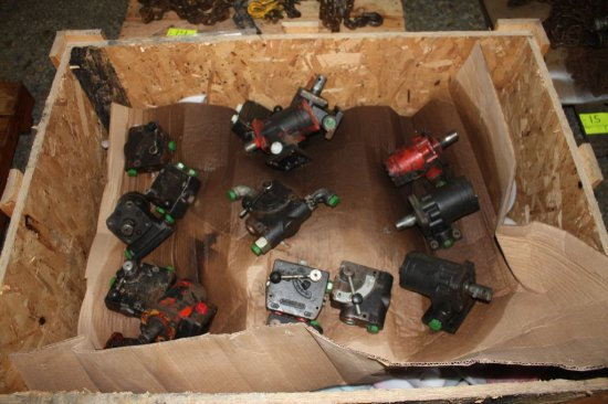 Approx. 14 Hydraulic Valves