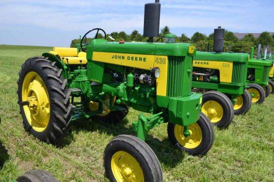 John Deere Tractor Counterweights : John deere v tractor rest auctions online proxibid