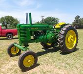 Classic JD Tractors | Move Trlr | Primitives