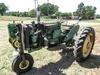 '49 MT row crop, gasoline, single wheel, S# 11942