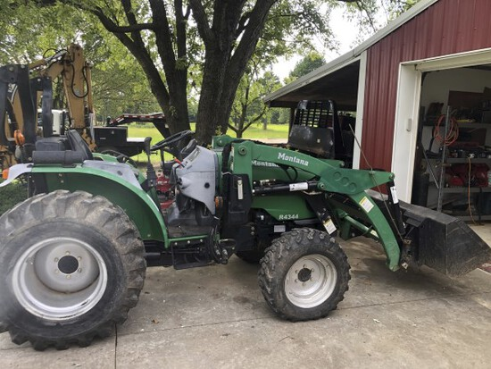 05 Montana Lawn Tractor