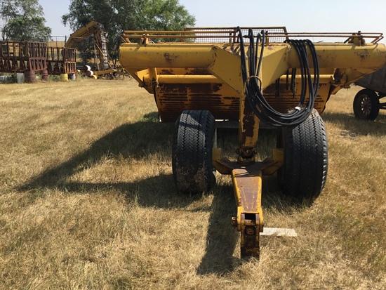 Tureen 11 yard scraper   Farm Machinery & Implements Farm