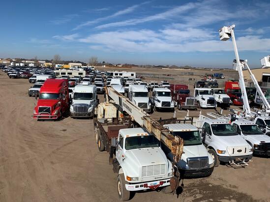 Heavy Equipment & Vehicle Auction