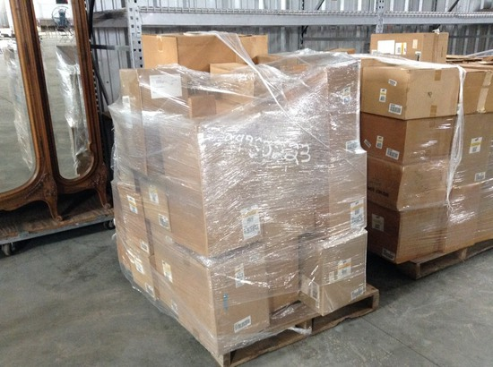 5 Pallets of Wix Filters