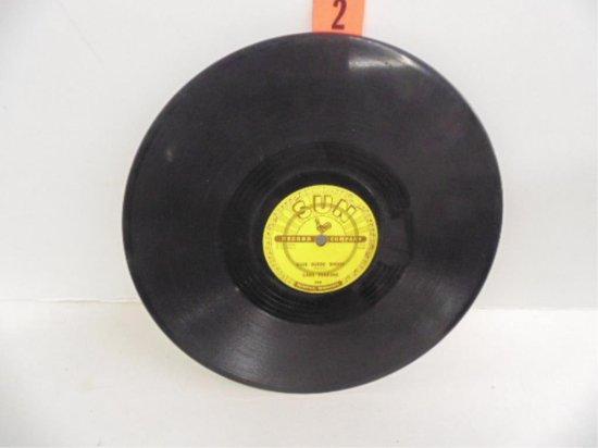 ORIGINAL CARL PERKINS SUN LABEL 78 RPM RECORD