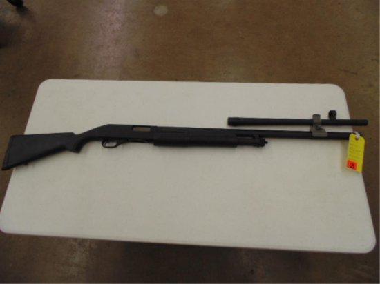 NEW STEVENS 300 FIELD/SECURITY 12 GA PUMP SHOTGUN
