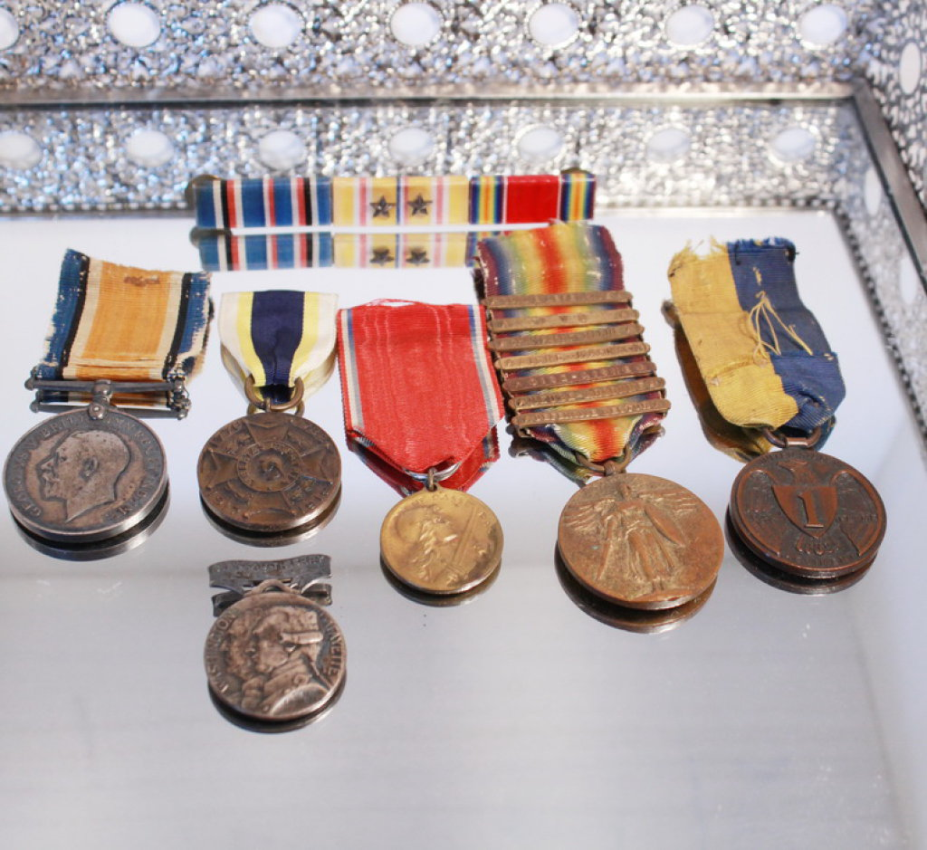 Lot of Medals