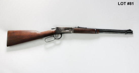 WINCHESTER MOD:94 S/N: 2141743 30-30WIN  LEVER ACTION RIFLE