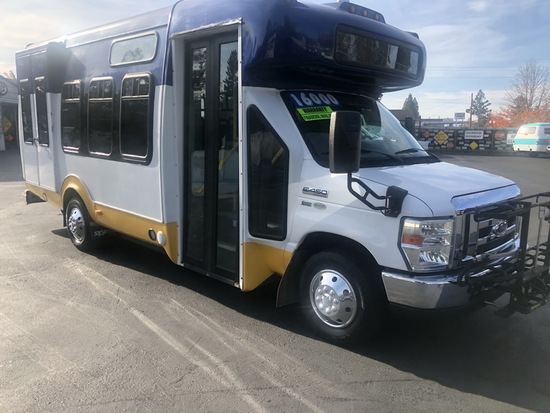 2011 Ford E-450 Transit Bus Under 37,000 Miles