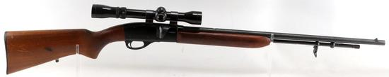 REMINGTON SPEEDMASTER 552 SEMI AUTO RIFLE .22