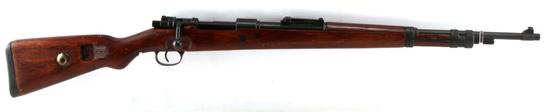 WWII GERMAN MAUSER K98 BOLT ACTION RIFLE IN 8MM