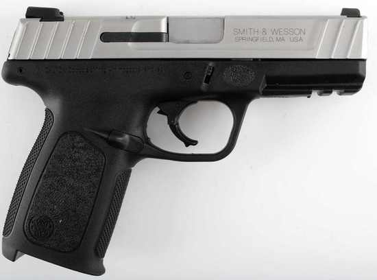 SMITH & WESSON SD9 VE SEMI AUTO PISTOL IN 9MM