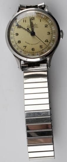 WORKING STAINLESS STEEL MEN MIDO WRISTWATCH