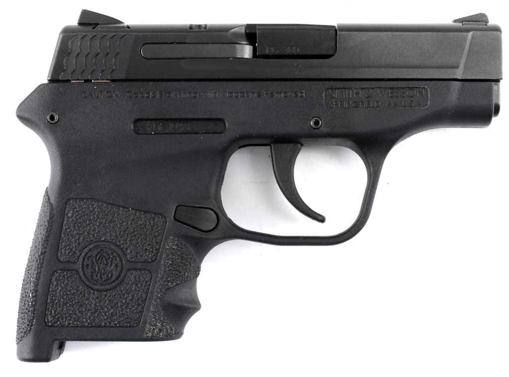 SMITH AND WESSON M&P BODYGUARD 380 PISTOL
