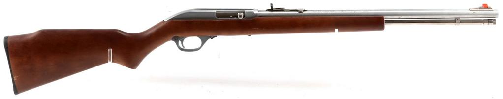 MARLIN 60 SB SEMI AUTO RIFLE .22 LR SATIN FINISH