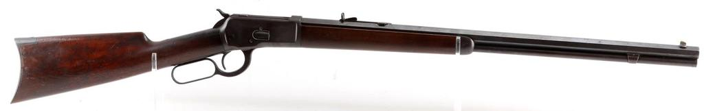 WINCHESTER MODEL 1892 LEVER ACTION RIFLE .32 20