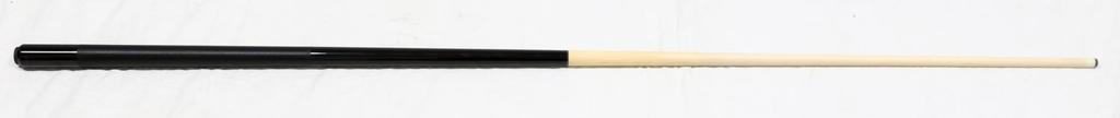 SIGNED CORY BARNHART CUSTOM CUE EBONY 19OZ