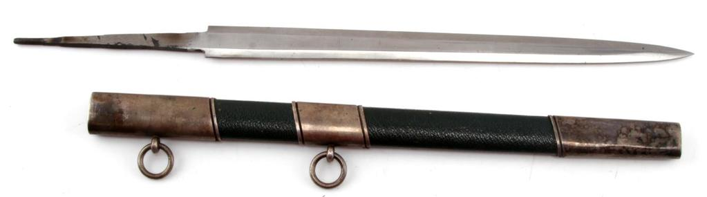 WWII GERMAN THIRD REICH LAND CUSTOMS DAGGER