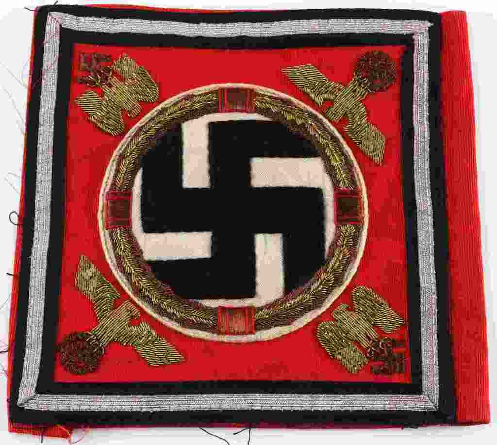 WWII GERMAN THIRD REICH HITLER FUHRER STANDARD