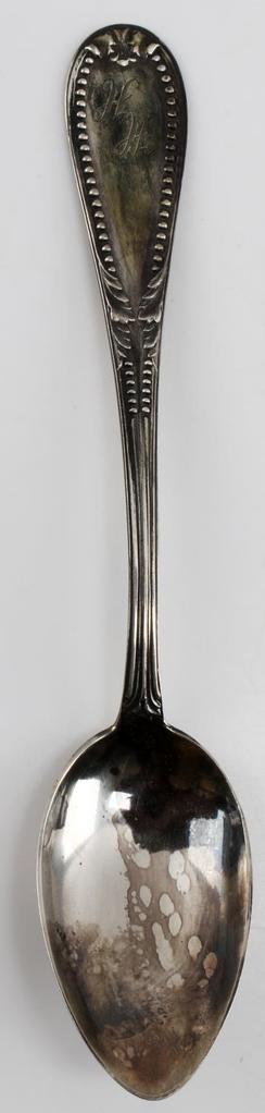GERMAN WWII THIRD REICH HEINRICH HIMMLER SPOON