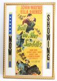 1944 RKO ORIGINAL JOHN WAYNE TALL IN THE SADDLE