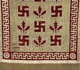 WII GERMAN 3RD REICH REICHSTAG HIMMLER TAPESTRY