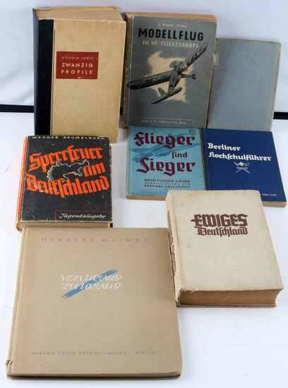 WWII GERMAN THIRD REICH BLITZKRIEG BOOKS