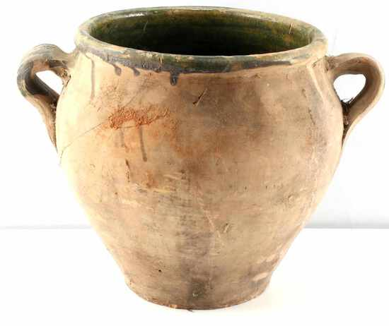 ANCIENT ROMAN SHIPWRECK RECOVERED OLIVE JAR
