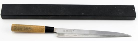 SHIBUI YANAGIBA JAPANESE SUSHI SASHIMI KNIFE