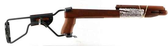 US WWII ARMY AIRBORNE PARATROOPER CARBINE STOCK